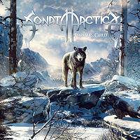 Sonata Arctica Pariah's Child Album Cover