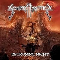 [Sonata Arctica Reckoning Night Album Cover]