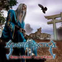 [Sonata Arctica Songs Of Silence - Live In Tokyo Album Cover]