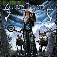 [Sonata Arctica Takatalvi  Album Cover]