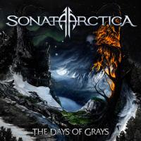 [Sonata Arctica The Days Of Grays Album Cover]