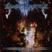 [Sonata Arctica Winterheart's Guild Album Cover]