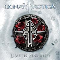 [Sonata Arctica Live In Finland Album Cover]