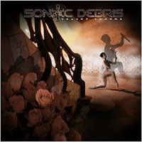 [Sonic Debris Velvet Thorns Album Cover]