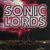 Sonic Lords Sonic Lords Album Cover