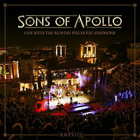 [Sons of Apollo Live With The Plovdiv Psychotic Symphony Album Cover]