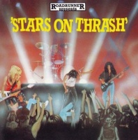 [Various Artists Stars on Thrash Album Cover]