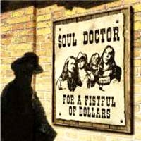 [Soul Doctor For a Fistful of Dollars Album Cover]