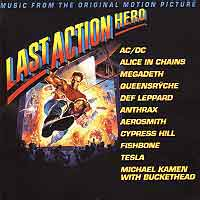 [Soundtracks Last Action Hero Album Cover]