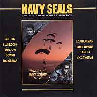 [Soundtracks Navy Seals Album Cover]