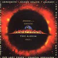 [Soundtracks Armageddon Album Cover]