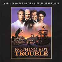 [Soundtracks Nothing But Trouble Album Cover]