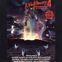 [Soundtracks A Nightmare on Elm Street 4 Album Cover]