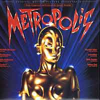 [Soundtracks Metropolis Album Cover]