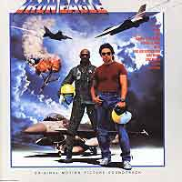 [Soundtracks Iron Eagle Album Cover]