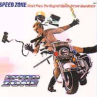 [Soundtracks Speed Zone Album Cover]