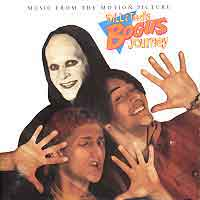 [Soundtracks Bill and Ted's Bogus Journey Album Cover]