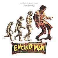 [Soundtracks Encino Man Album Cover]