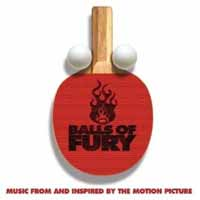 [Soundtracks Balls of Fury Album Cover]