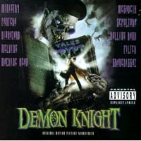 [Various Artists Tales From the Crypt Presents Demon Knight Album Cover]