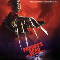 [Soundtracks Freddy's Dead - The Final Nightmare Album Cover]