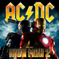 [Soundtracks Iron Man 2 Album Cover]