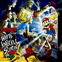 [Compilations Nintendo White Knuckle Scorin' Album Cover]
