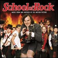 [Soundtracks School of Rock Album Cover]