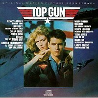 [Soundtracks Top Gun Original Soundtrack Album Cover]