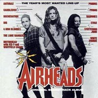 [Soundtracks Airheads Album Cover]