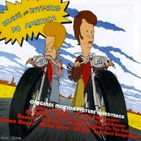[Soundtracks Beavis and Butt-Head Do America Album Cover]