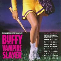 [Soundtracks Buffy the Vampire Slayer Album Cover]