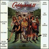 [Soundtracks Caddyshack II Album Cover]
