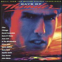 [Soundtracks Days of Thunder Album Cover]