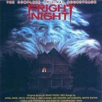 [Soundtracks Fright Night Album Cover]