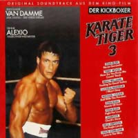 [Soundtracks Kickboxer Album Cover]