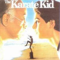 [Soundtracks The Karate Kid Album Cover]