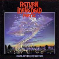 [Soundtracks Return of the Living Dead Part 2 Album Cover]