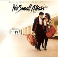 [Soundtracks No Small Affair Album Cover]