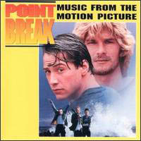 [Soundtracks Point Break Album Cover]