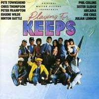 [Soundtracks Playing for Keeps Album Cover]