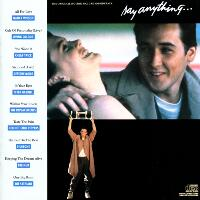 [Soundtracks Say Anything Album Cover]