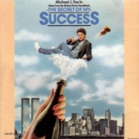 Soundtracks The Secret of My Success Album Cover