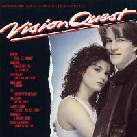 [Soundtracks Vision Quest Album Cover]