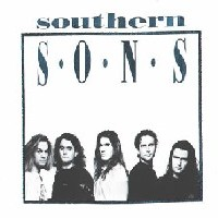 [Southern Sons Southern Sons Album Cover]