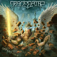 Space Eater Aftershock Album Cover