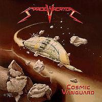 [Space Vacation Cosmic Vanguard Album Cover]