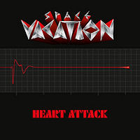 [Space Vacation Heart Attack Album Cover]