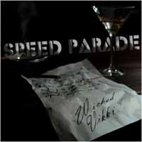 Speed Parade Wicked Vikki Album Cover