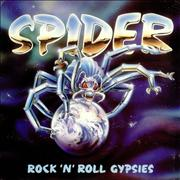 Spider Rock 'N' Roll Gypsies Album Cover
